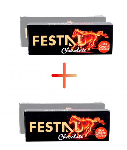 Erkek + Kadın Festal Çikolata